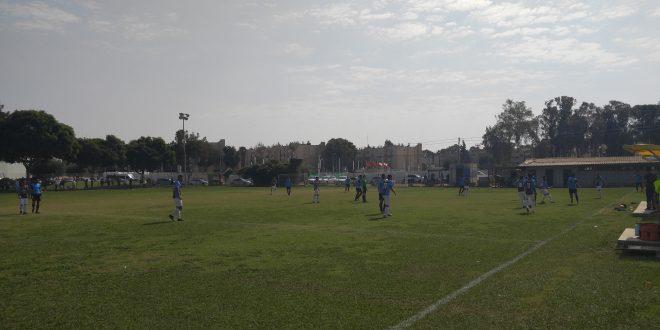 תוצאה סופית : 2- 2 בין קבוצת מכבי 'ציון' שדרות למכבי באר שבע