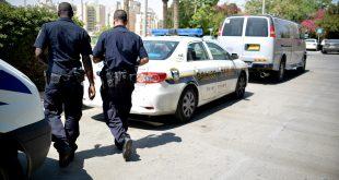 אילוסטרציה. צילום: דוברות משטרת ישראל