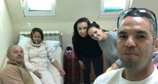 דנה בבית החולים
