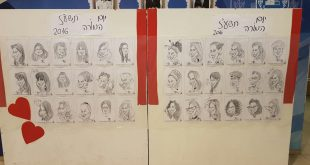 קריקטורות המורים. בית ספר 'שקמים'