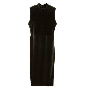 """ברשקה שמלת קטיפה 169.90 ש""""ח. צילום: יח""""צ חו""""ל"""