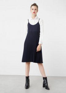 """MANGO שמלה 199.90 ש""""ח חולצה מתחת לשמלה 199.90 צילום: יח""""צ"""