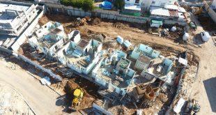 בנייה חדשה בשדרות: בנייני קומות מוכנים בשיטה קנדית