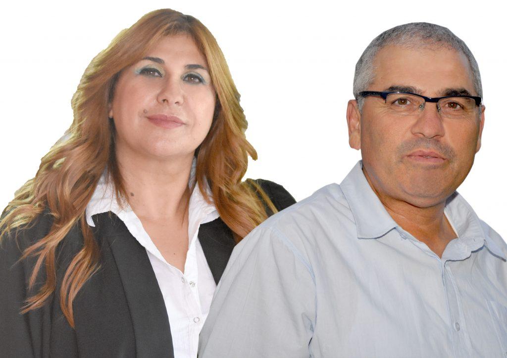 אהרלה כהן ודבורה ביטון