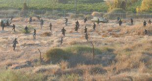 אתר שחזור הקרב | צילום: חנה מורג