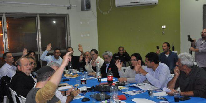 ישיבת התקציב   צילום: מאור מורביה