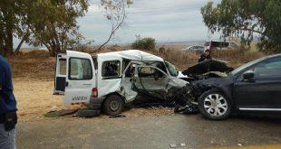 ראשוני: תאונת דרכים קשה בכביש 232