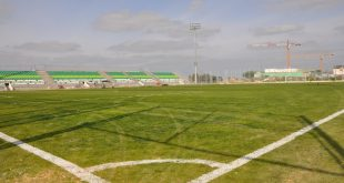 אצטדיון הכדורגל בשדרות. צילום: מאור מורביה