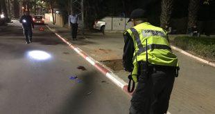 גבר בן 70 נהרג בתאונה באשקלון