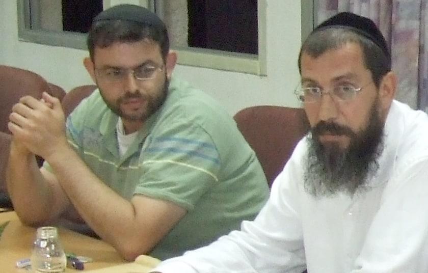 הרב אורן מלכה ודורון טקטוק כשכיהנו כחברי מועצה יחדיו. צילום: אורי גבאי