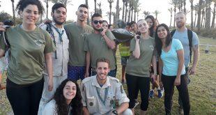 """הנוער בנתיבות עורך מסע לזכרו של דביר עמנואלוף ז""""ל וממשיך בדרכו"""