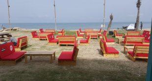נפתחה עונת הרחצה בחוף אשקלון
