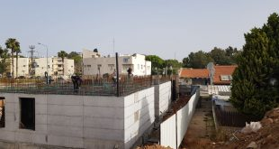 עומדים על הקרקע: החלה בניית 2 מועדוני נוער בשדרות