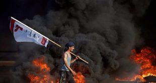 הפסקת אש? הפגנות הטרור בגבול עזה נמשכות