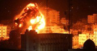 אמש: חיל האויר תקף כעת בעזה, חמאס הגיב בירי לאשקלון