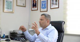 שדרות לפני הכל – ריאיון חגיגי עם ראש העיר אלון דוידי