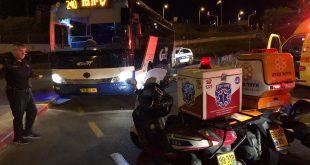 תאונה קשה במתחם הרכבת בשדרות, בת 40 נפצעה קשה