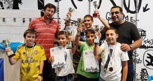 טורניר שחמט עירוני מוצלח התקיים השבוע בעיר נתיבות